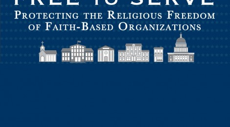 Beyond culture wars: protecting a place for faith-based services