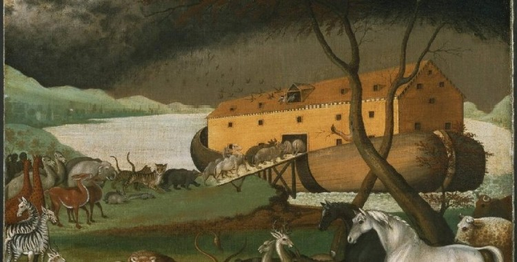 Noah's Ark is Not Too Religious for Kentucky's Tourism Promotion Program