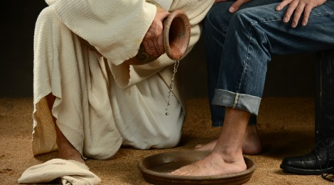 Religious Freedom: An Invitation to Wash Some Feet This Election Season